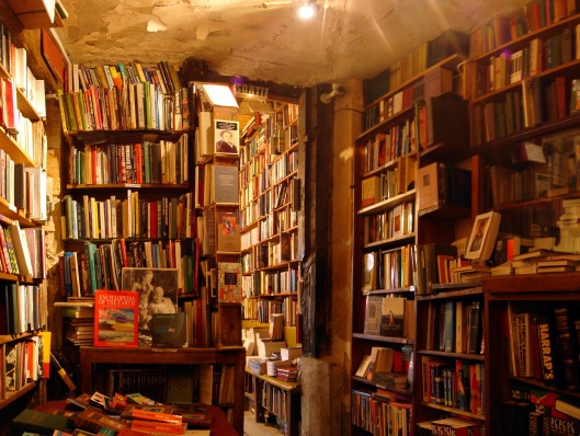 Photo credit: Alexandre Duret-Lutz/Shakespeare and Company via Wikimedia